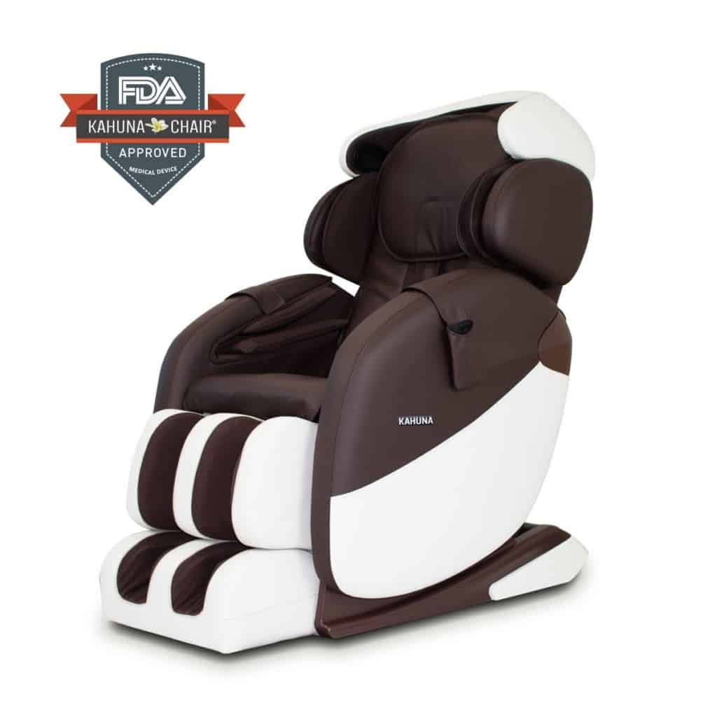 Review of L-Track Kahuna LM-7000 |Premium Massage Chair with Speakers Incorporated