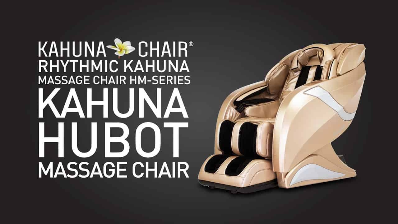 Review of Exquisite 3D Kahuna Rhythmic Massage Chair Hubot HM-078