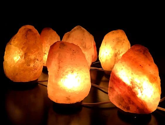 questions answered Himalayan Salt Rock Lamps