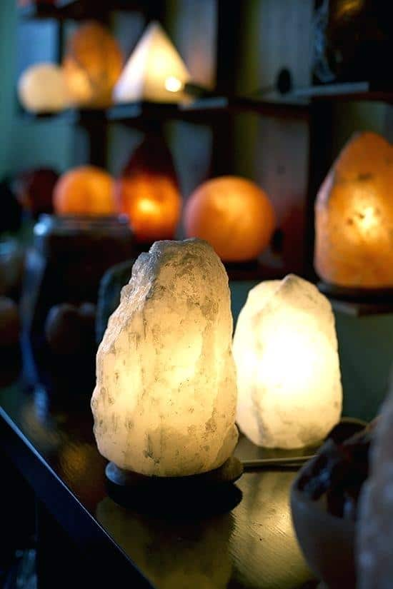 what to do when your himalayan salt lamp breaks