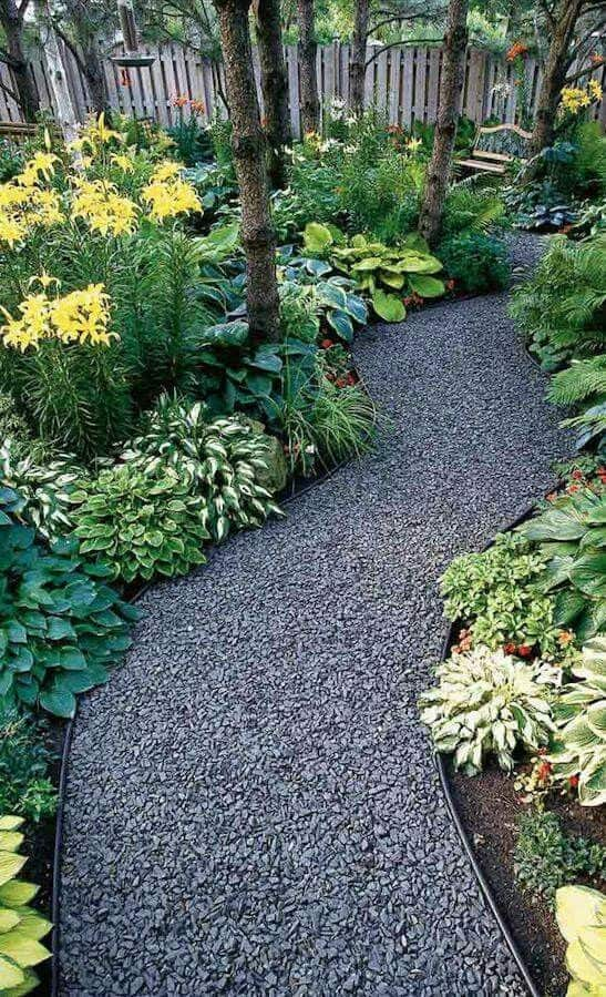 41. Shape Your Garden THrough Your Path