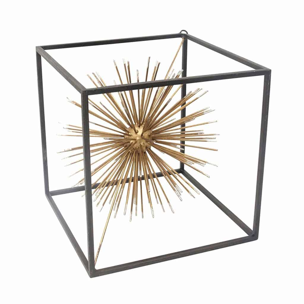 20 Gold Geometric Decor Pieces for a Posh amp Luxuriant Home 2