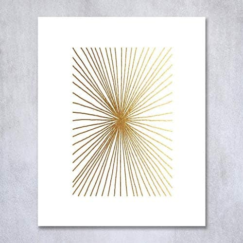 20 Gold Geometric Decor Pieces for a Posh amp Luxuriant Home 3