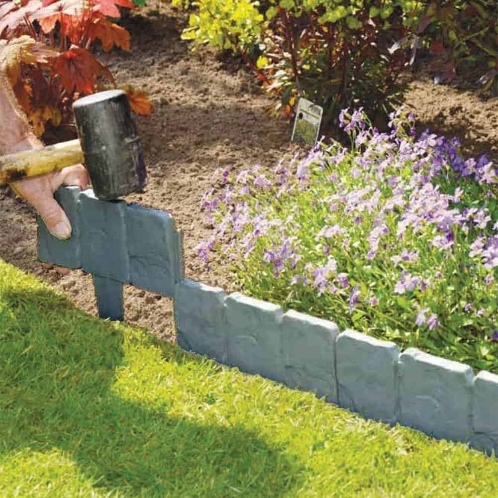 Modern Garden Edging Ideas: 73 Cool Garden Edging Ideas To Pursue