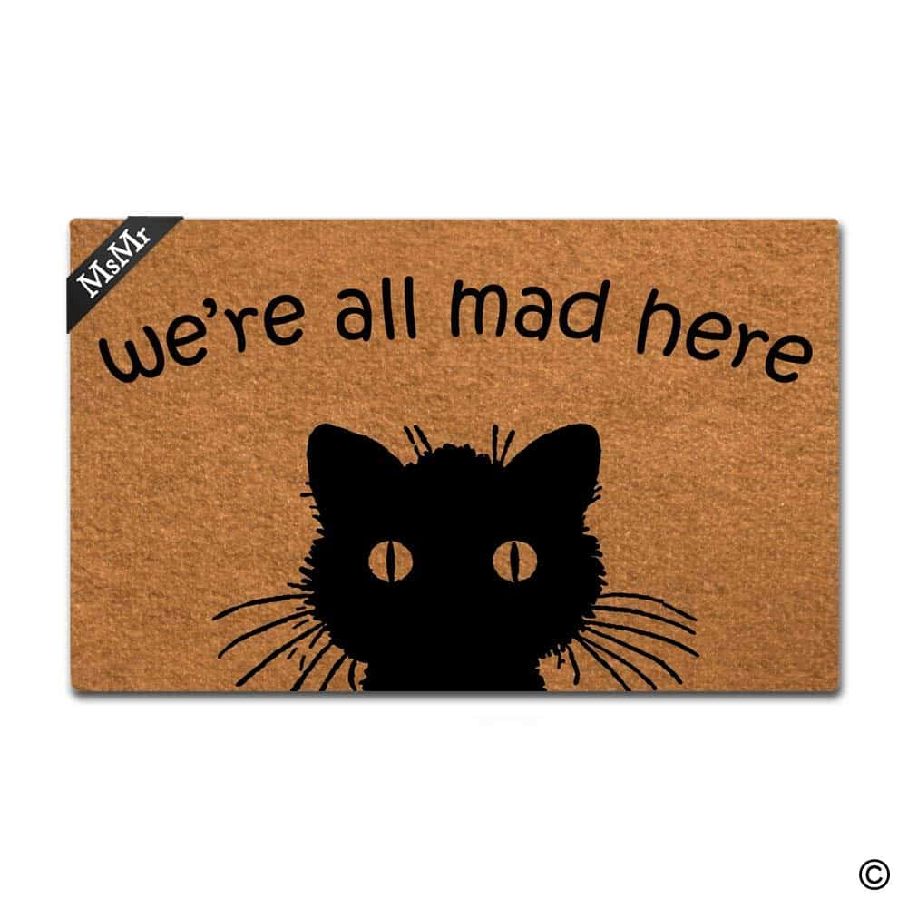 Best Funny Welcome Mats 1