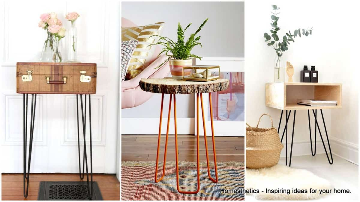 Top 3 Hairpin Legs Nightstand Options And Design Ideas