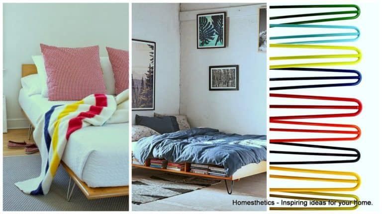The 5 Best Hairpin Legs for Bed Timeless Designs