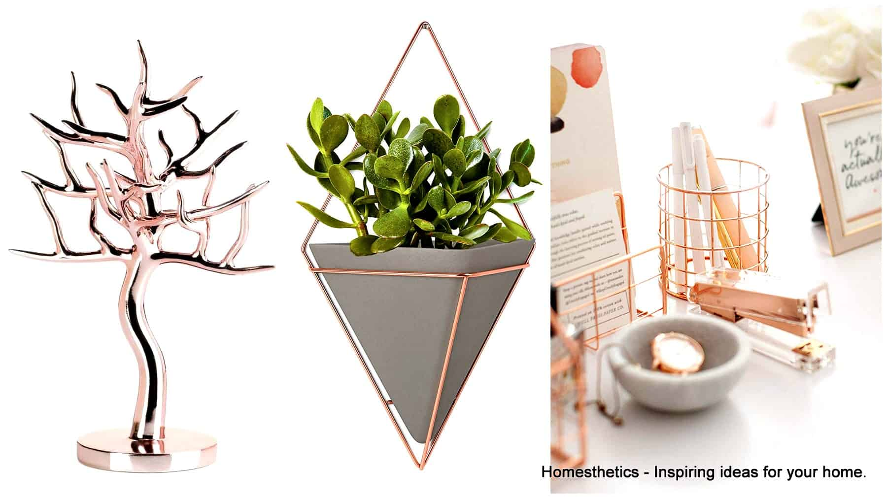 39 Of The Best Rose Gold Home Accessories To Love