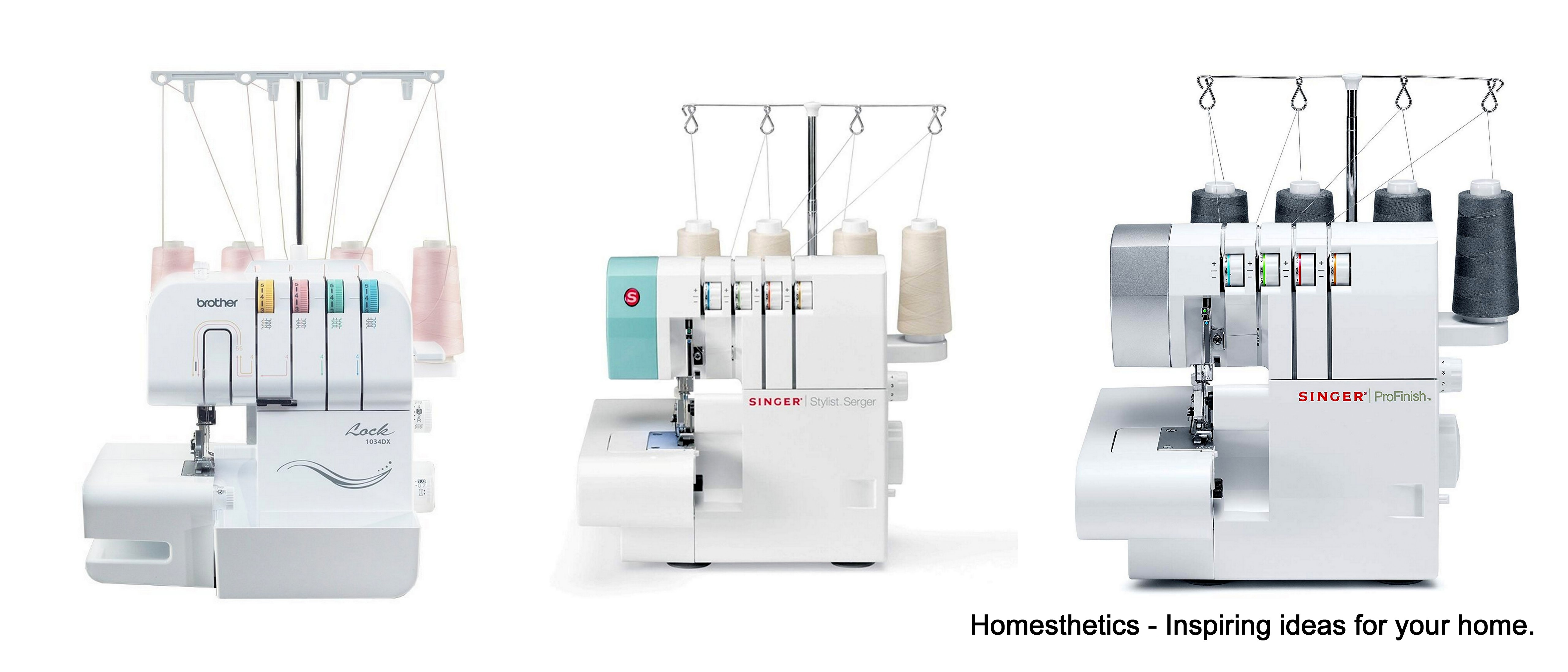 The 10 Best Sergers for Beginners in 2019 Reviewed