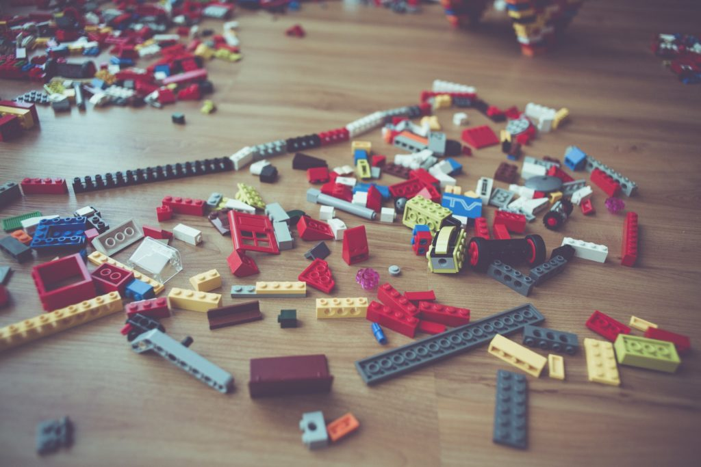 Lego Can Help Get Rid of Destructive Playing Habits