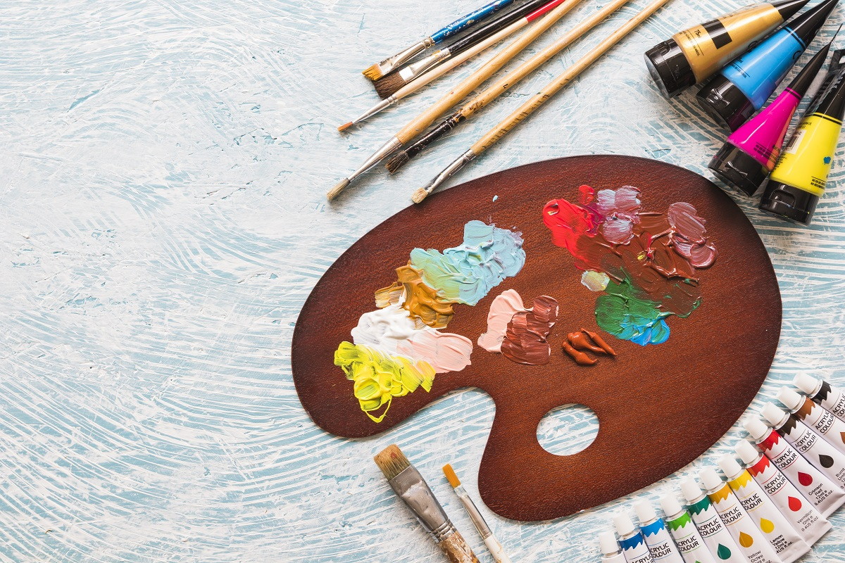 8 Best Palettes For Acrylic Paint How To Choose What You
