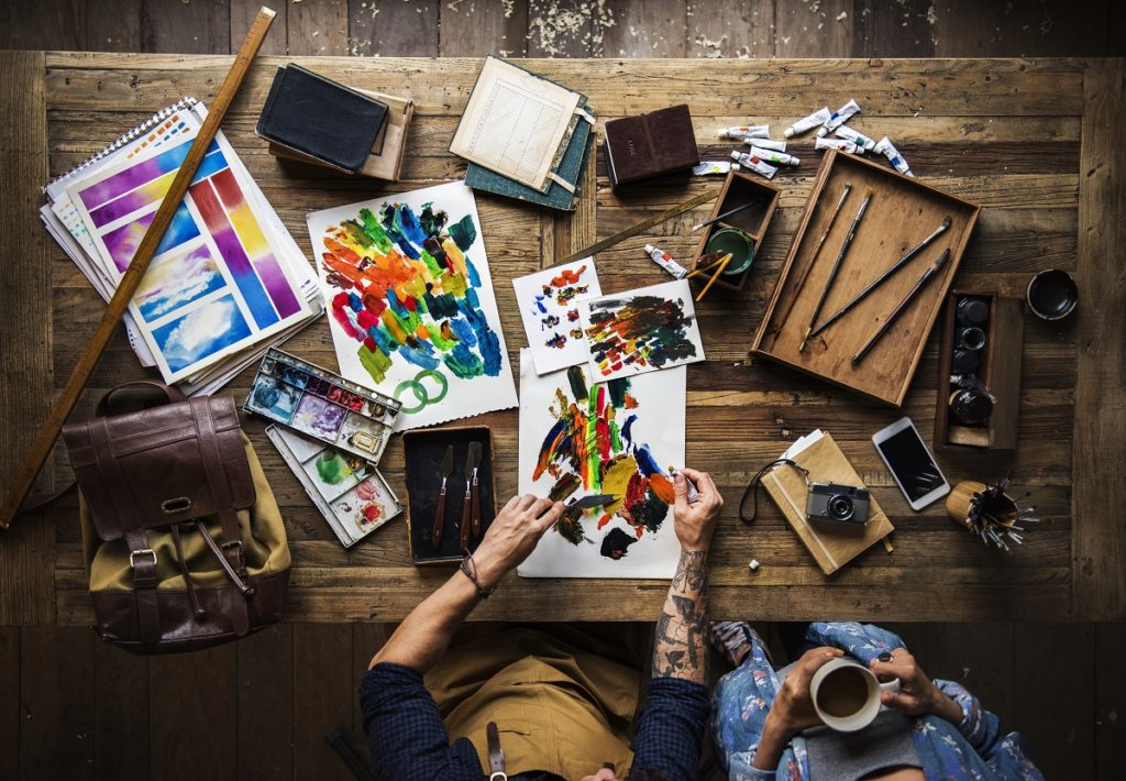 Best Paper for Acrylic Paint in 2019 Artist and Beginner Grade