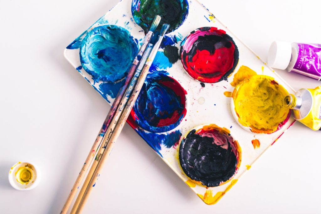 How to Clean Your Acrylic Paint Brushes