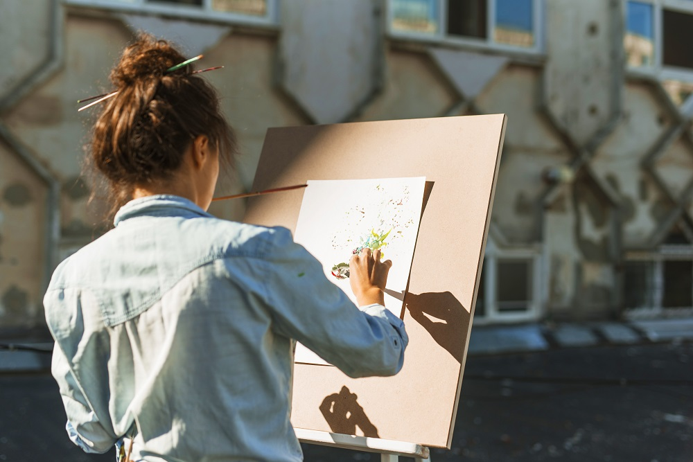 Learn How To Use Acrylic Paint Correctly as a Beginner 1