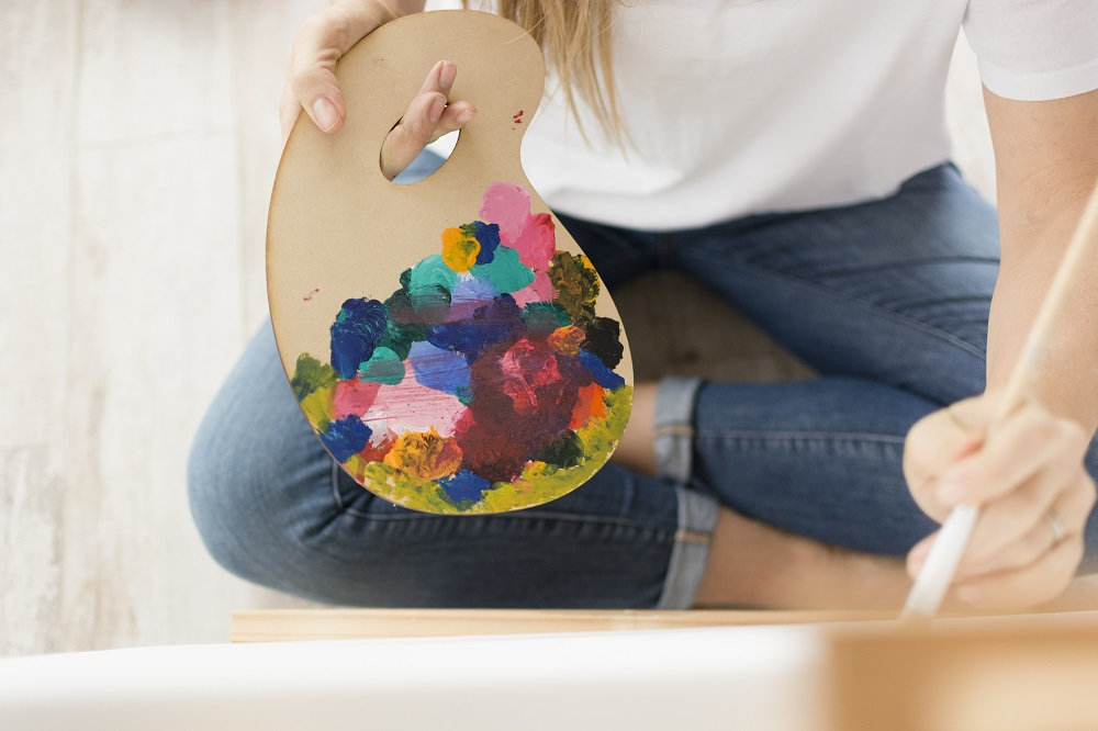 Learn How To Use Acrylic Paint Correctly as a Beginner 3