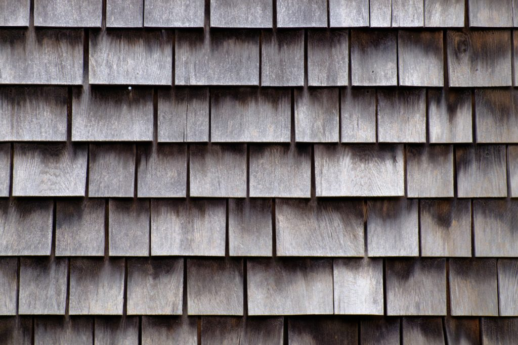 Recycled Shingles