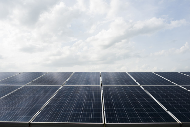 Solar Panels roofing material