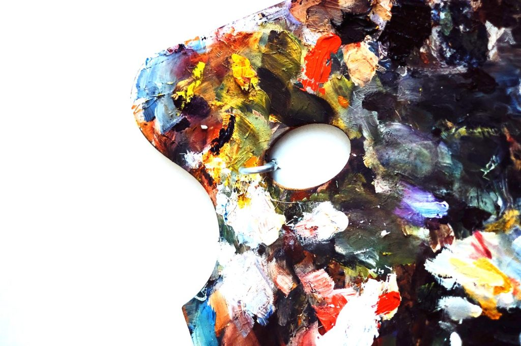 Best Palettes for Oil Painting