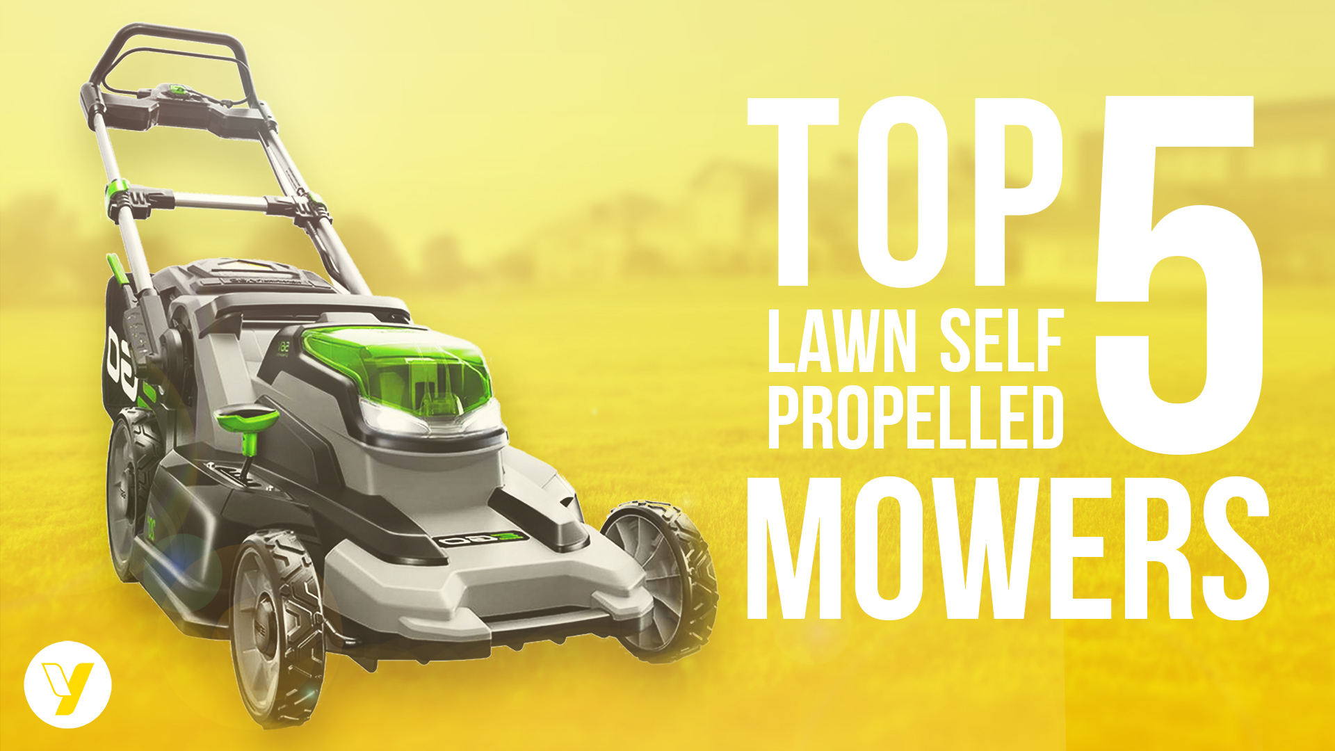 5 Best Self Propelled Lawn Mowers Right Now Homesthetics