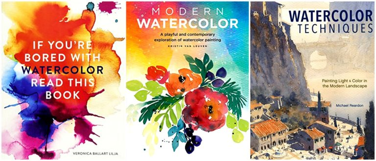 Best Watercolor Painting Books