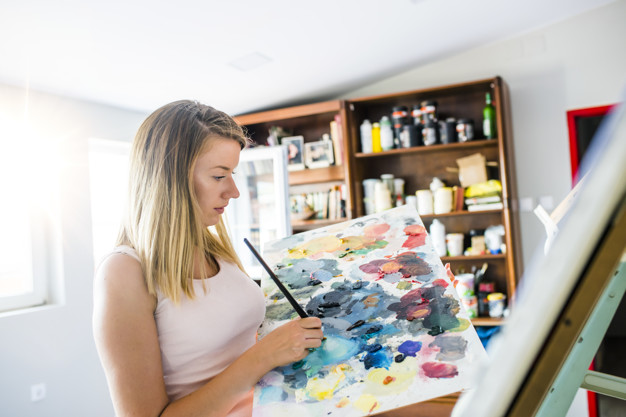 How To Dry Oil Paint Faster 1