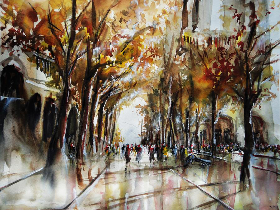 Must Know Watercolor Tips for Beginners Pros Everywhere