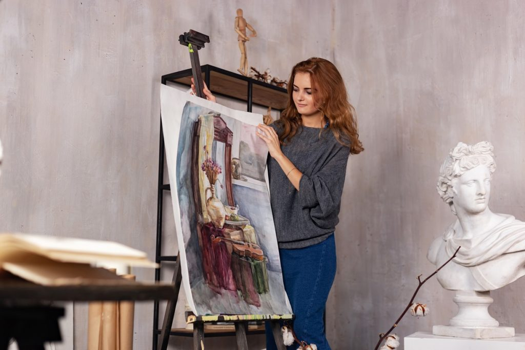 Oil Painting for Beginners Basics How to Use Oil Paints 3