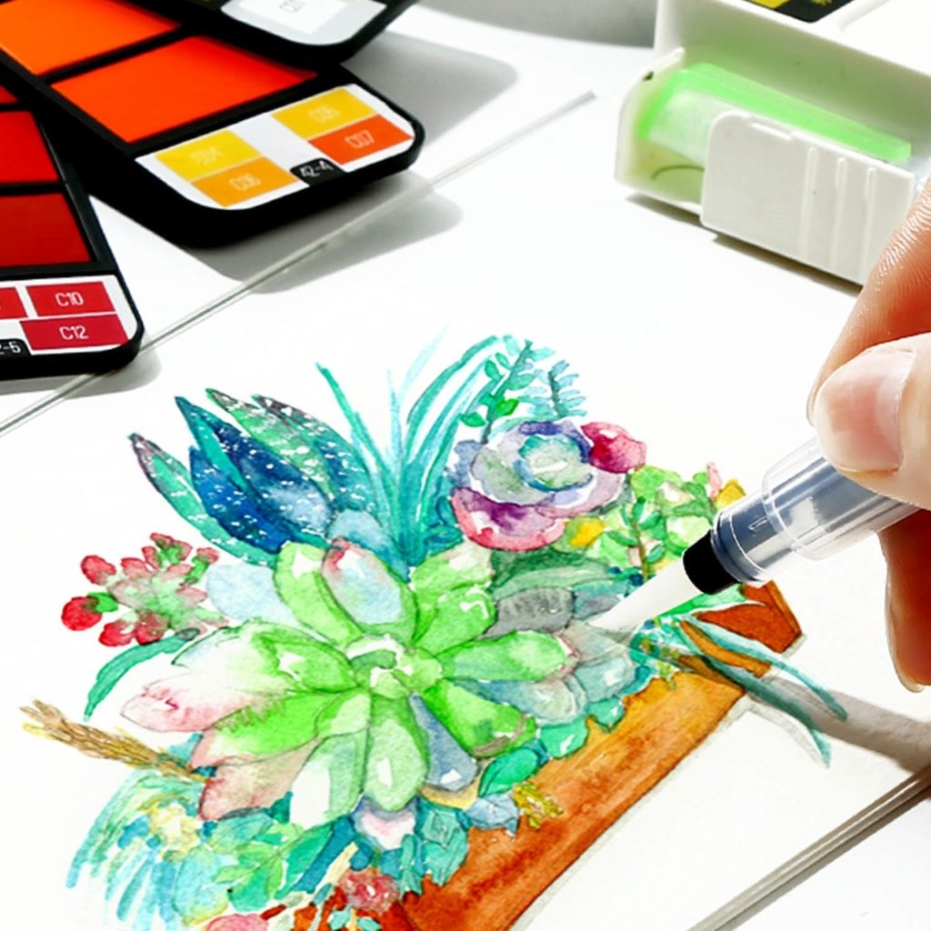 best water brushes watercolor 2