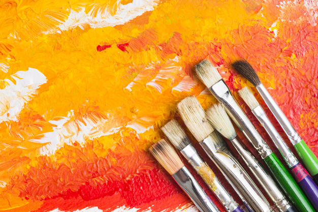Learn How To Clean Oil Paint Brushes Without Paint Thinner
