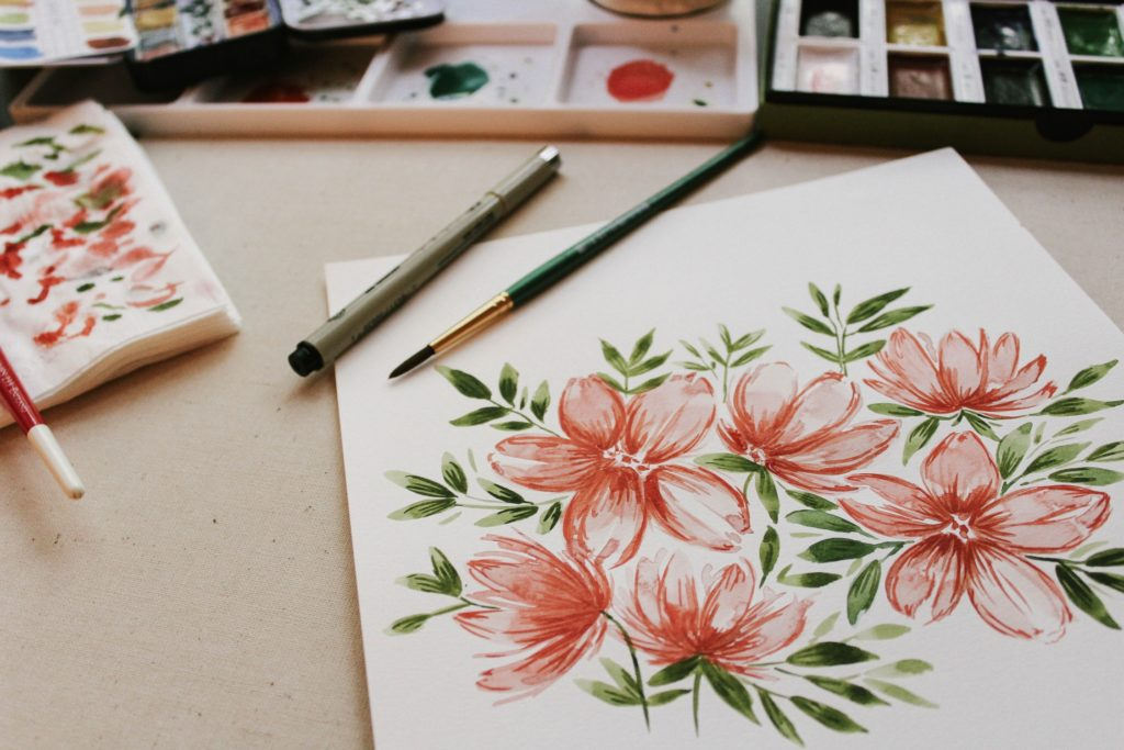 watercolor painting best paper recomemndations