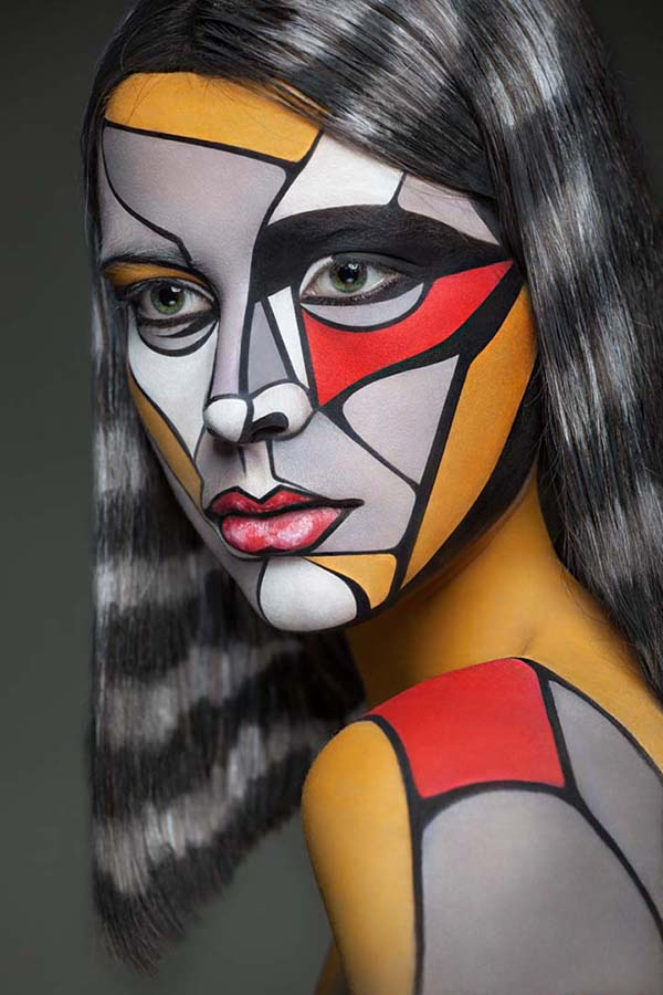 Learn How To Body Paint With Brilliant Results Right Now Homesthetics Inspiring Ideas For Your Home
