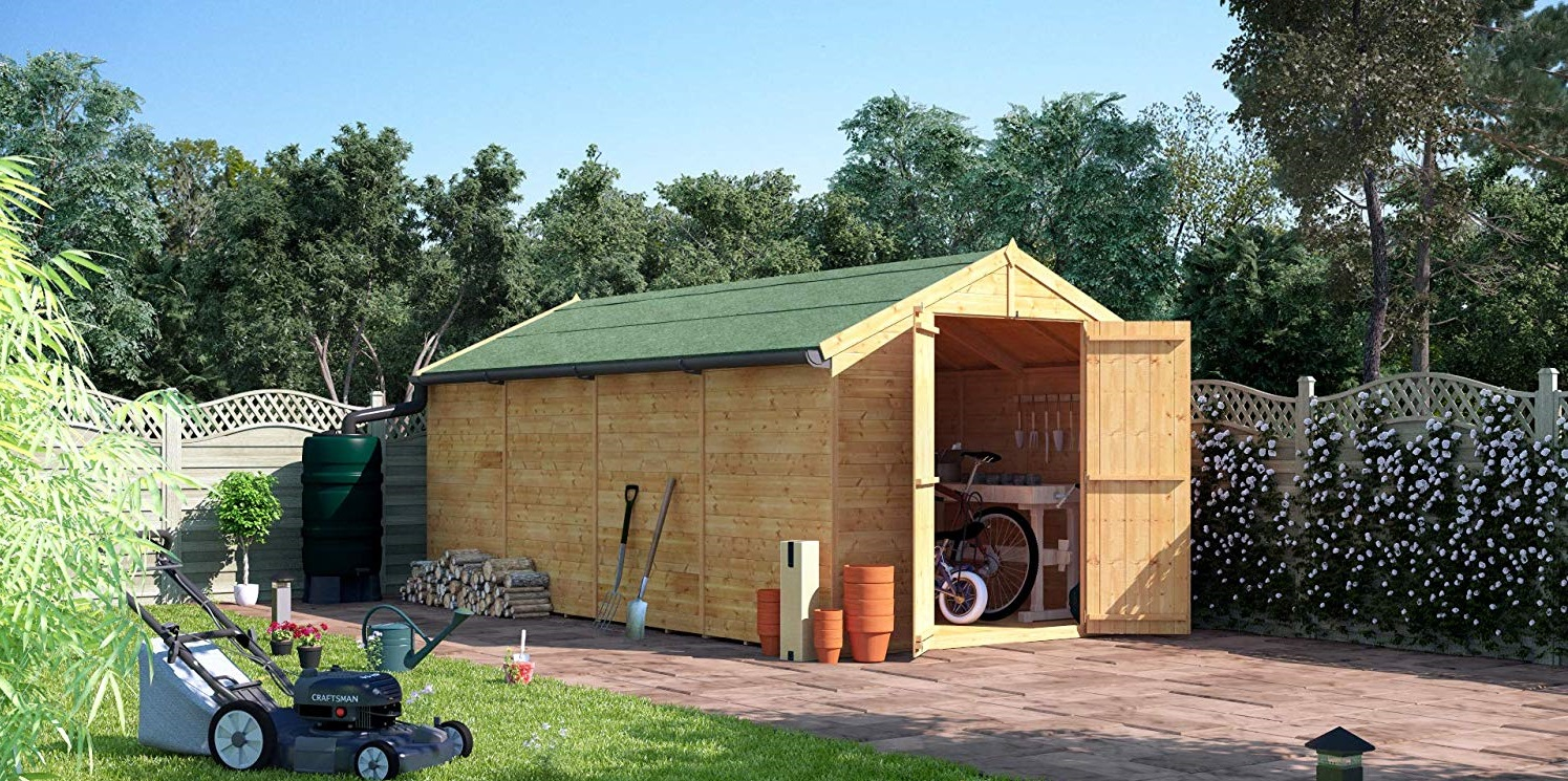 Green Mineral Felt The Best Shed Felt to Use Right Now 1