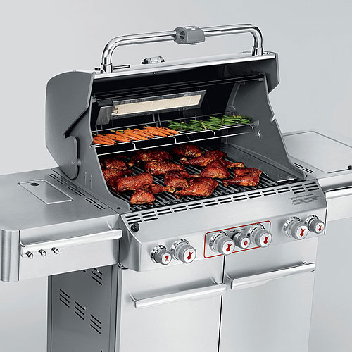Weber Summit S 470 Gas Grill review 2
