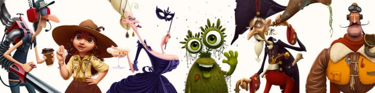 What is Character Design How Character Designers Create Them 1