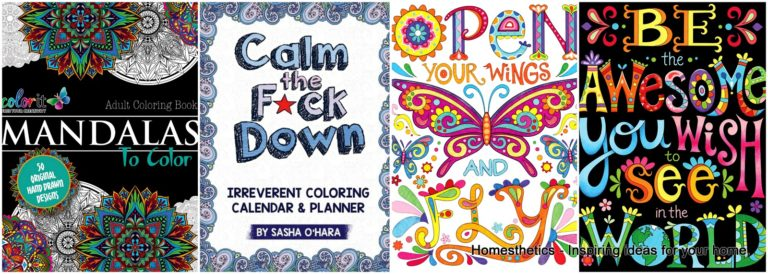 best coloring book for adults