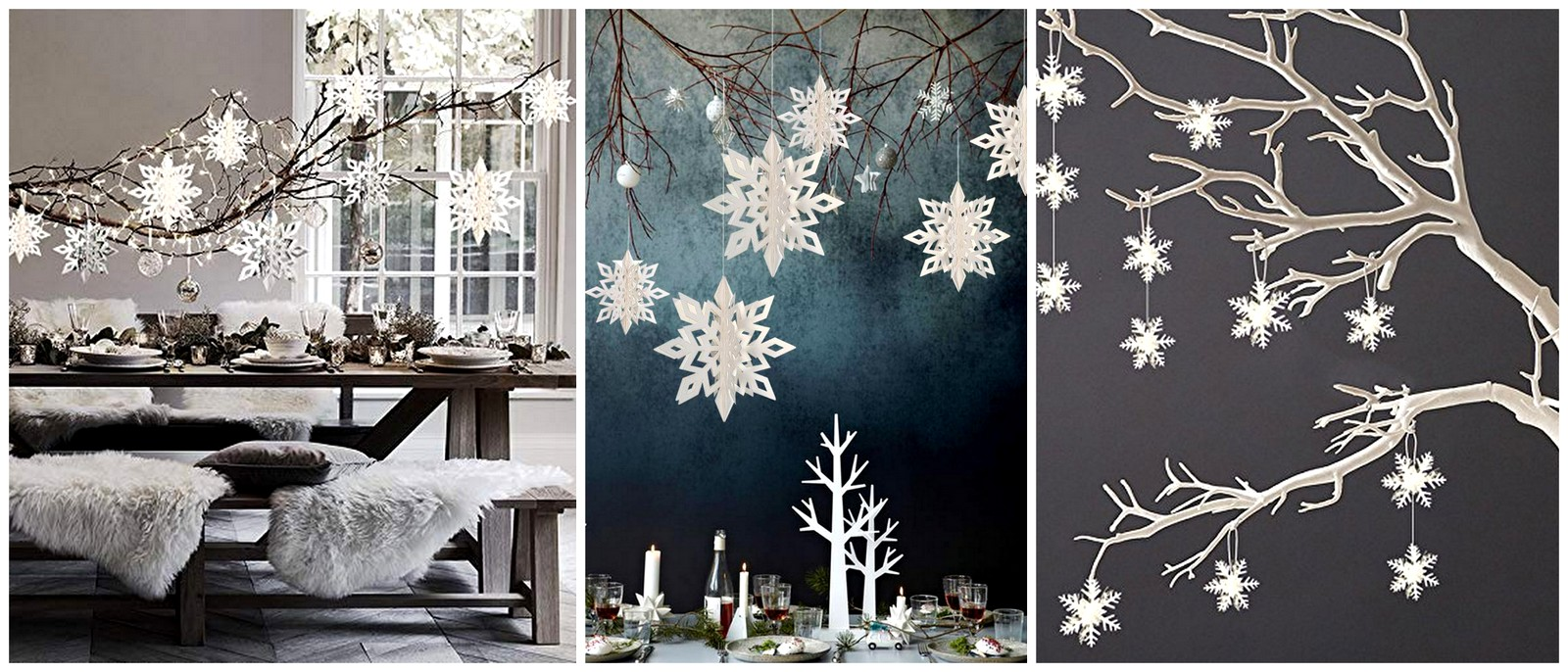 19 Christmas Tree Paper Decorations for Delicate Look