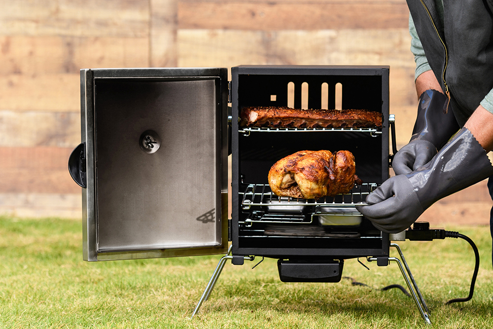 Best Electric Smokers 3