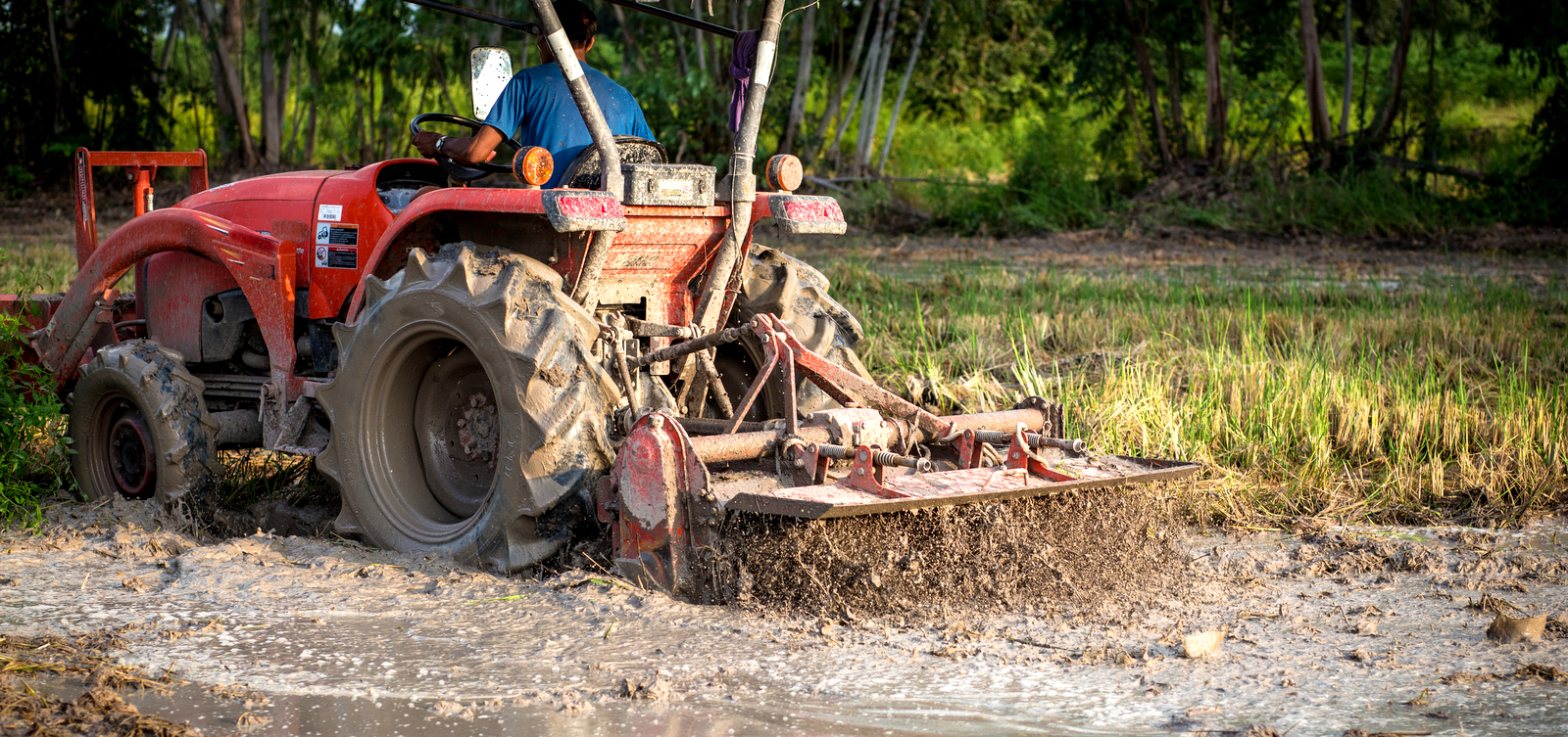 Best Rotary Tillers for Tractor 2
