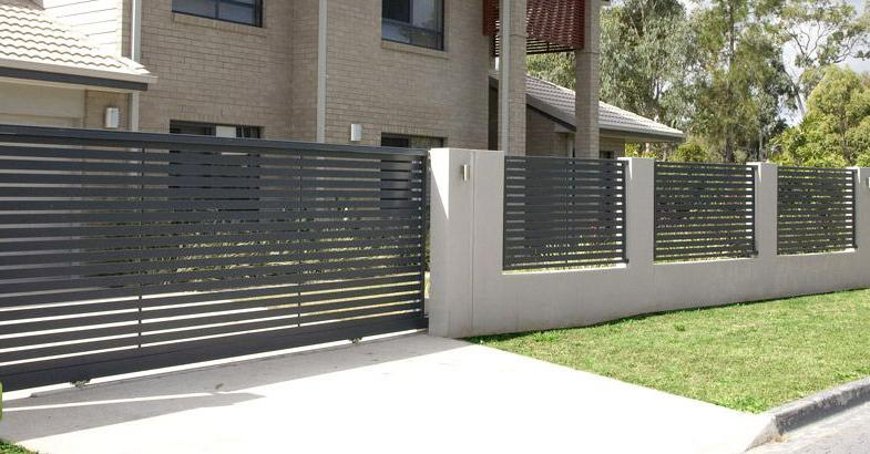 Electric Sliding Gate Openers 1