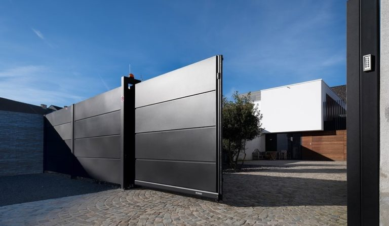Electric Sliding Gate Openers 3