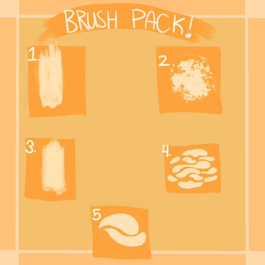 Brush FireAlpaca Pack #3 by Cheapkrabs