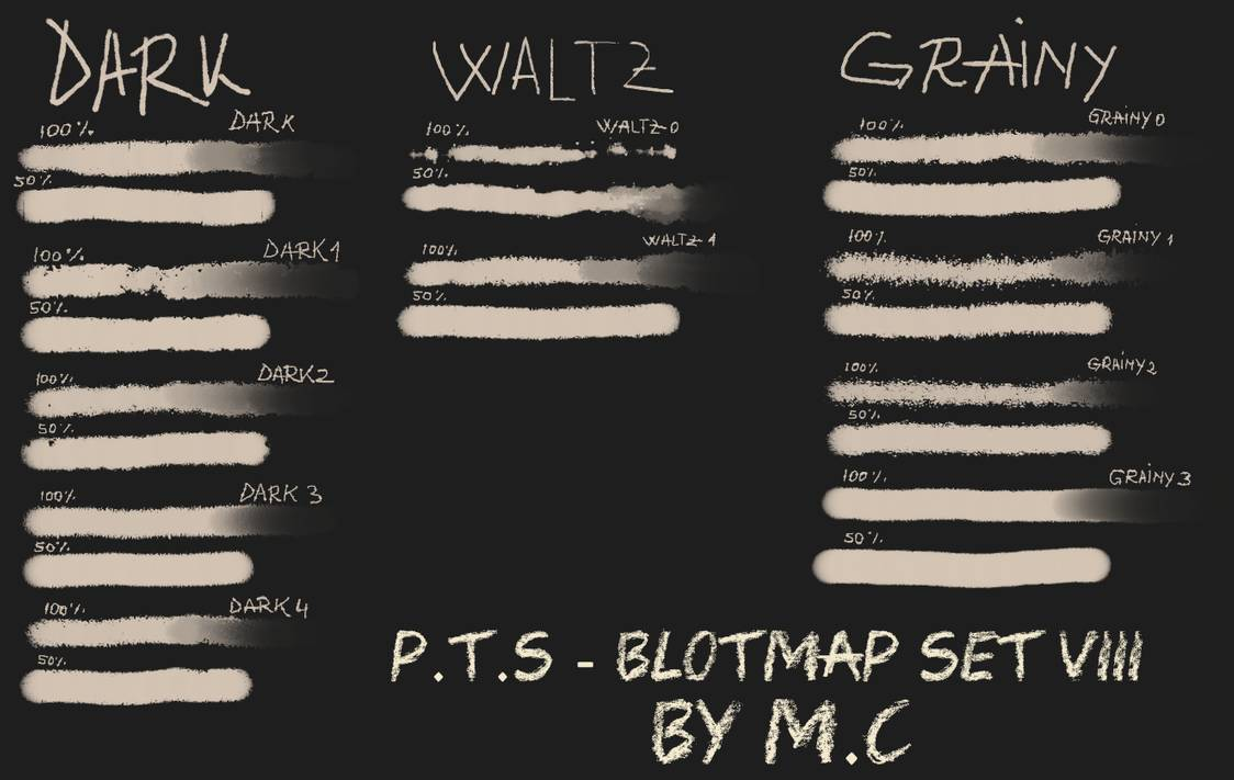 21 Best Paint Tool SAI Brushes and Textures [Free Download