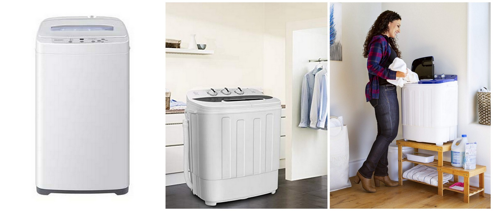 Best Portable Washers of 2019