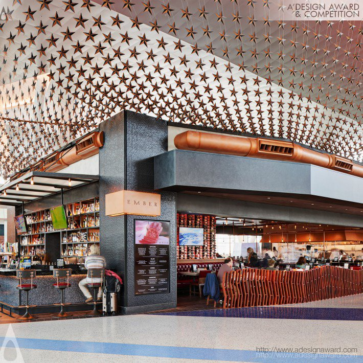 Ember Restaurant by Rockwell Group