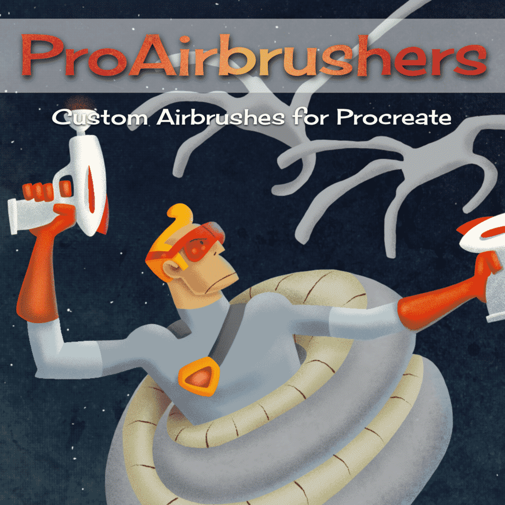 ProAirbrushers Gumroad Cover