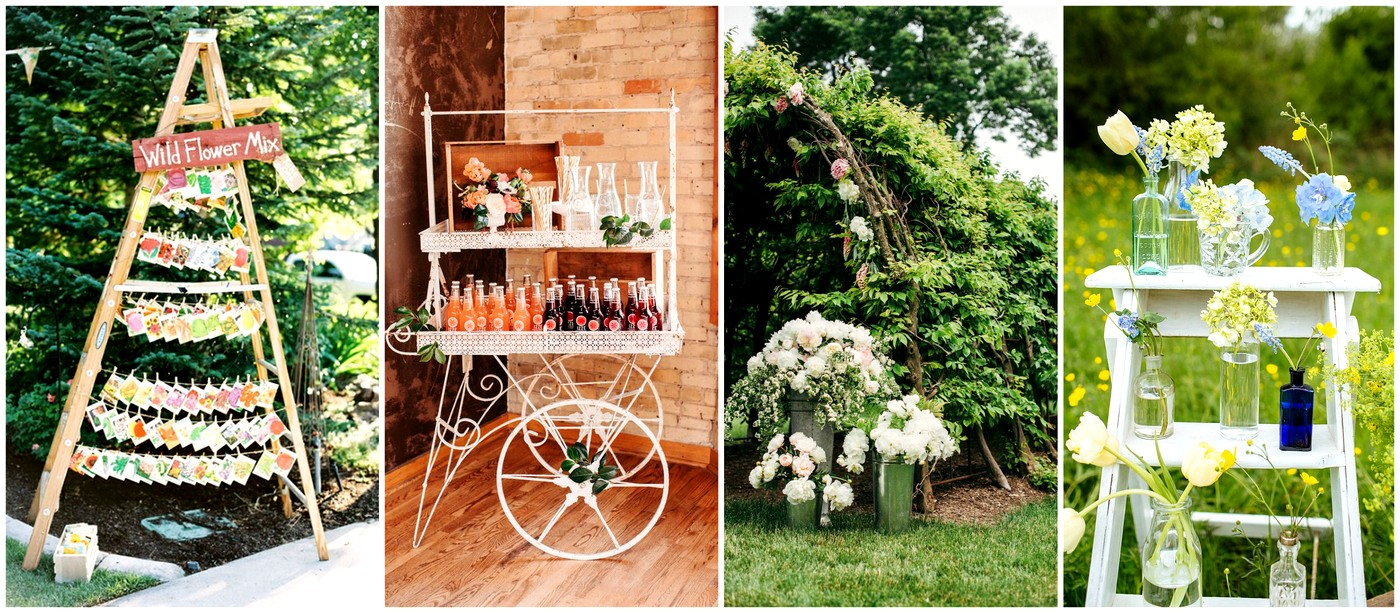 45 Magic DIY Rustic Wedding Decorations to Embrace | Homesthetics -  Inspiring ideas for your home.