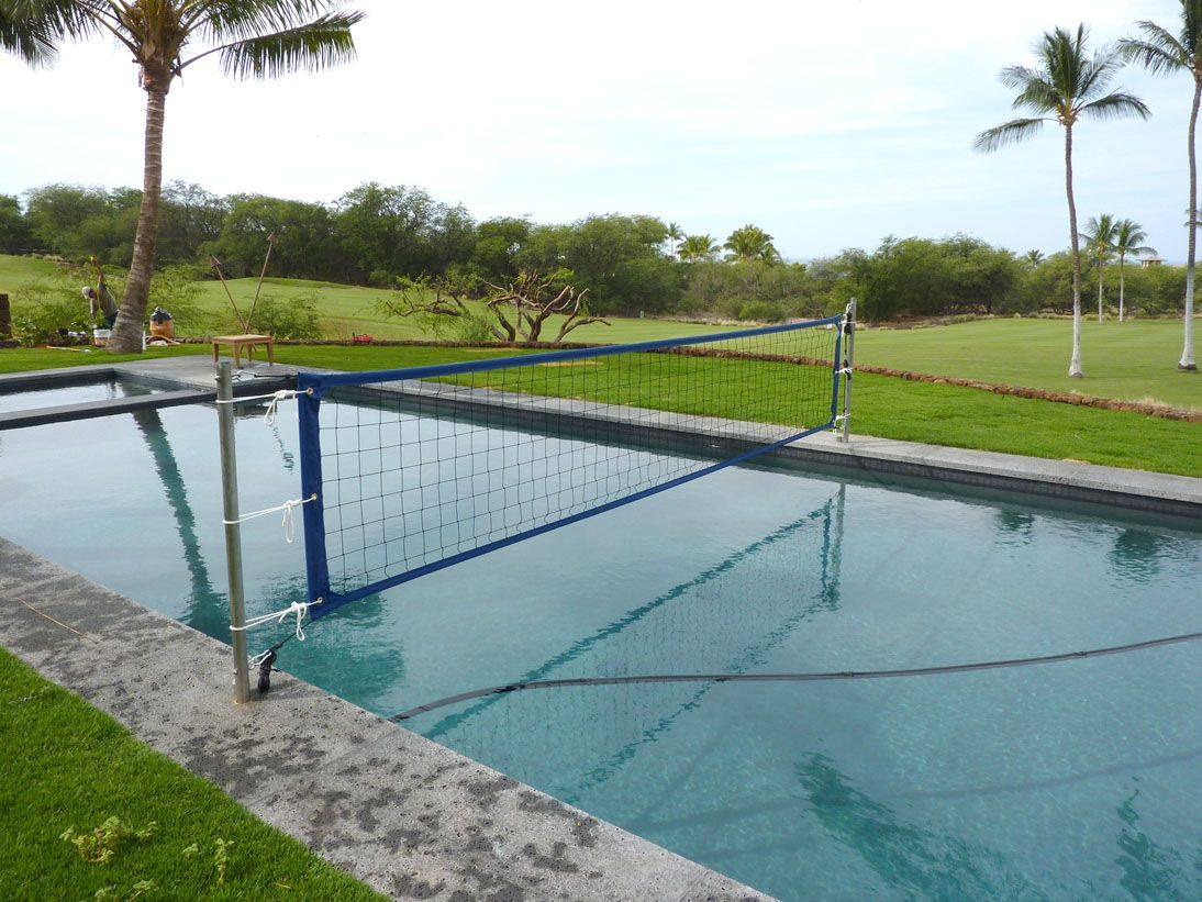 Best Pool Volleyball Nets 1