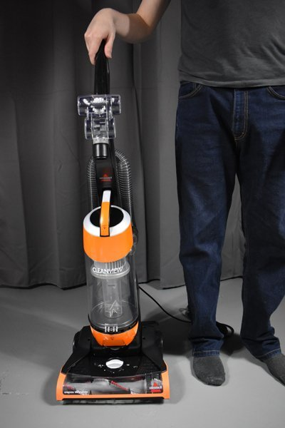 Bissell 9595A vs. 1831 CleanView Upright Vacuums 1