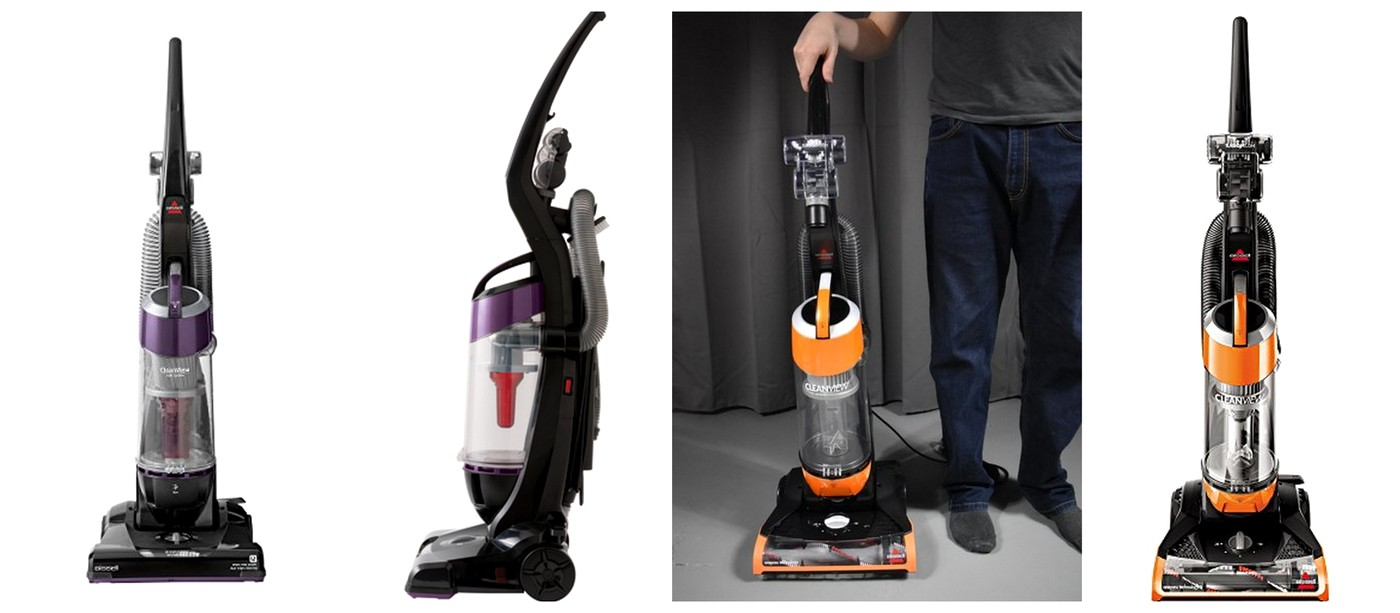 Bissell 9595A vs. 1831 CleanView Upright Vacuums