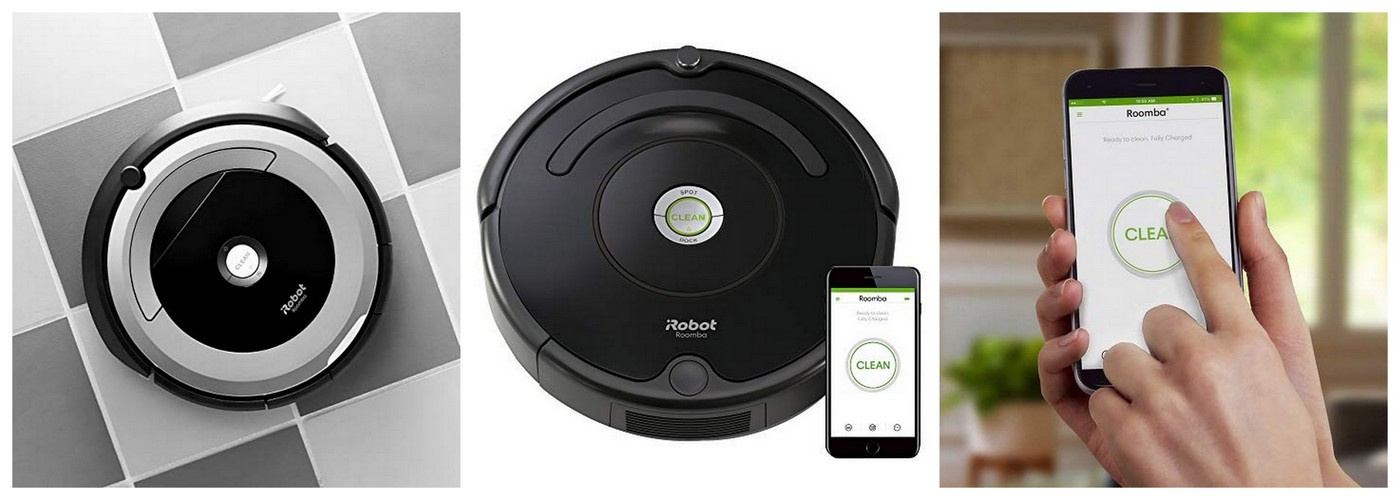 iRobot Roomba 675 vs. 680 vs. 690 Robot Vacuums Compared Buyers Guide